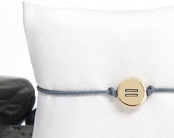 Equality Friendship Bracelet