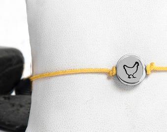 Chicken Friendship Bracelet