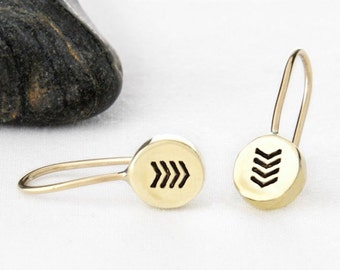 Build Your Own Small Charm Earrings