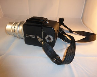 Hasselblad 500 C/M with 2 lenses.  In excellent working order.