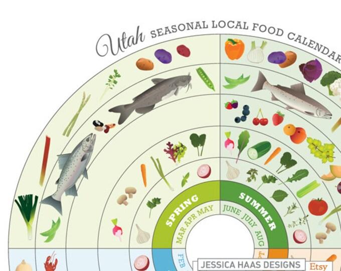 UTAH Local Food Guide