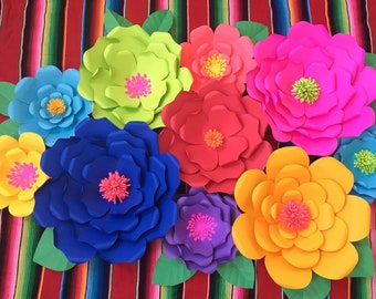 Mexican Paper Flower Etsy