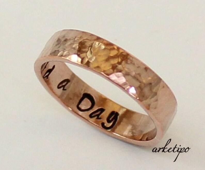 Cadeau personnalisé papier d/'emballage engagement anneaux de mariage