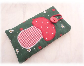 Toadstool - Cell Phone Case Cell Phone Sleeve Cell Phone  Iphone 7 plus Samsung Galaxy S7