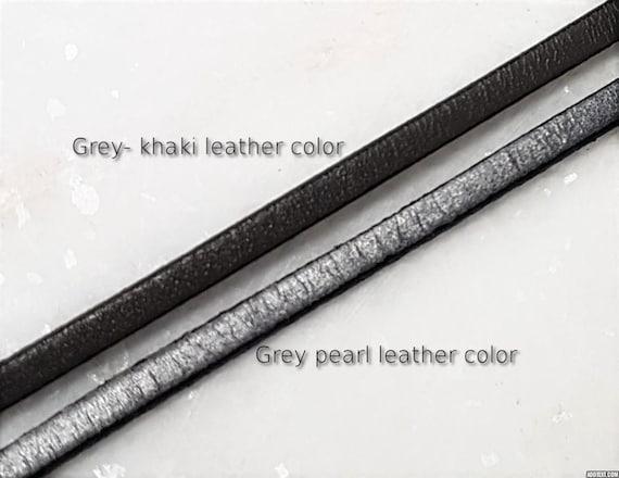 Woman bracele Bracelet for her Leather Charms Minimalist style uno de 50 style Steel bracelet
