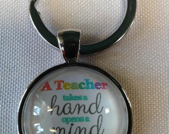 TEACHER GIFTS - Teacher Keychain