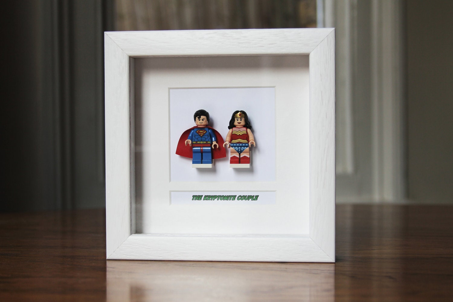 SALE Discounts on all frames Superheroes Framed Mini | Etsy