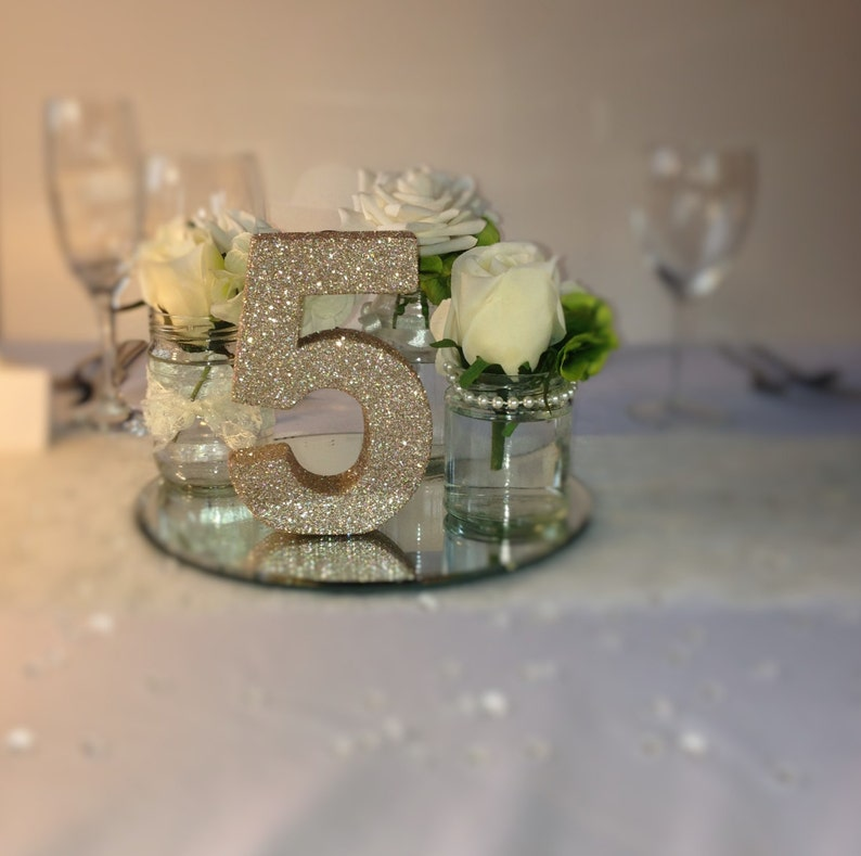 Wedding Table Numbers Wooden Out Table Number Wedding Centerpiece Table Decor