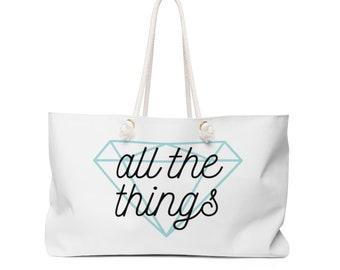 All The Things  Weekender Bag