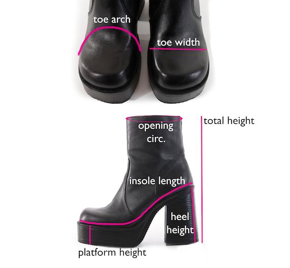 plateforme chaussures bloc Chunky talon noir velours 90 en sandales s S80zYq5