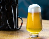 The 14-er, 14 oz, Craft Beer, Beer Glass, Beer, Pretentious Glass, Glassware, Blown Glass