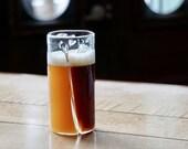Dual Beer Glass, Craft Beer, Glassware