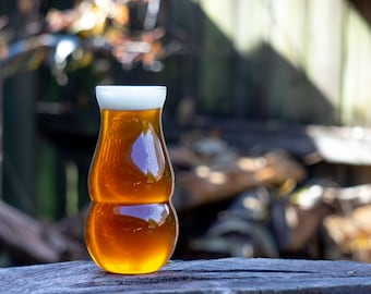 THE Beer Glass, Handmade Glassware