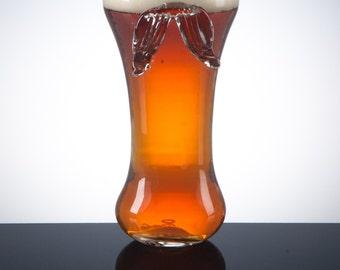 Ale Glass, Craft Beer, Beer, Glassware, Mustache