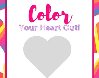 Color Your Heart Out-Rainbow