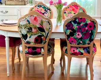 Excellent Boho Dining Chairs Etsy Cjindustries Chair Design For Home Cjindustriesco