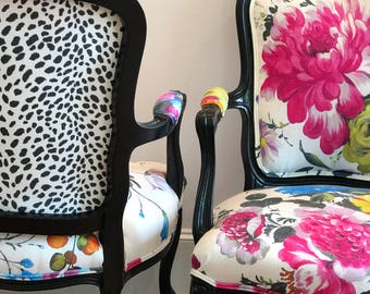 Beautiful French Chairs