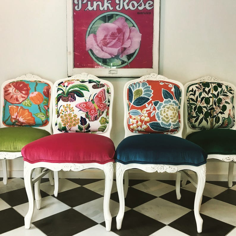 Merveilleux Eclectic Dining Chairs