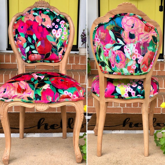 Pleasant French Bohemian Dining Chairs Set Of 4 Cjindustries Chair Design For Home Cjindustriesco