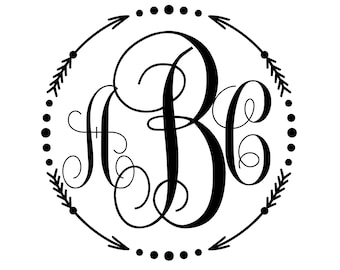 Extra Monogram Add On