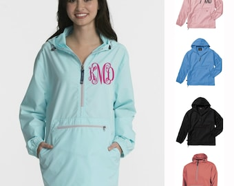 Monogrammed Pullover - Pack N Go Pullover