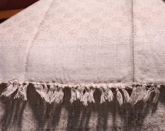 The 'Agne' Handwoven Scarf in Ethical Eri Silk