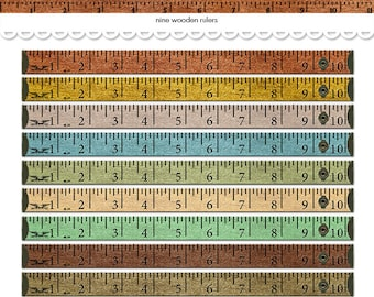 photo about Printable Measuring Tapes known as Electronic tape evaluate Etsy