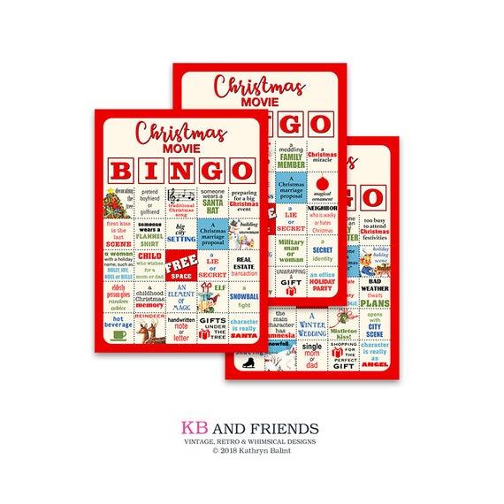 Bingo Cards Pdf