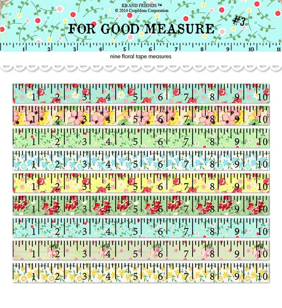 image regarding Printable Tape Measures known as Electronic Floral Tape Methods / rulers / typical floral