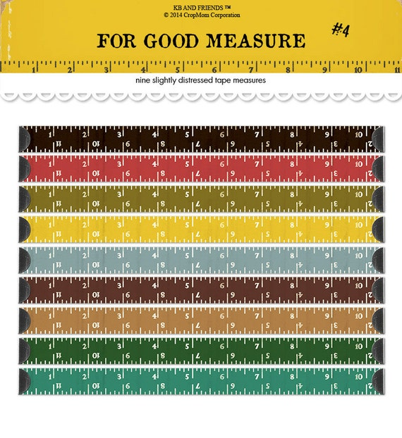 picture relating to Printable Tape Measures known as Electronic Tape Steps, a little distressed inside unique hues