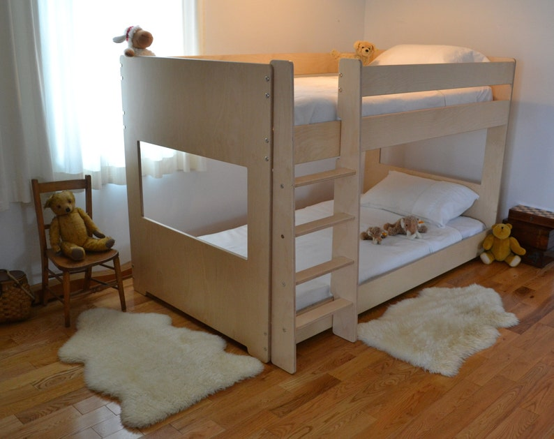 Small bunk bed 48 high image 0