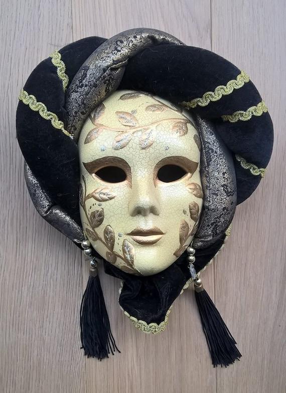 Venetian Mask Modern Wall Decoration Masquerade Ball   Etsy