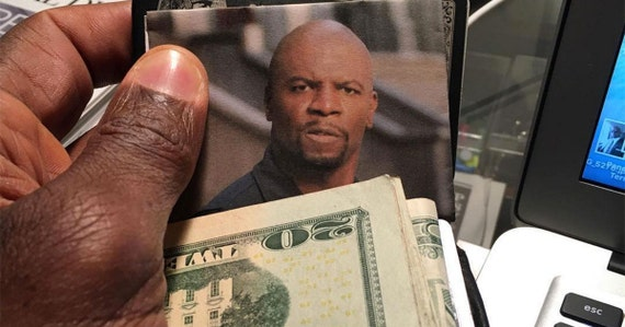 Terry Crews Photo Card for Wallet