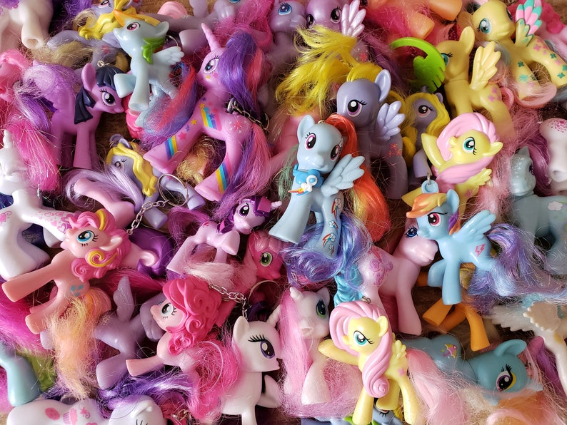 My Little Pony Hasbro Key Chains Party Favors  Bulk Buy image 0