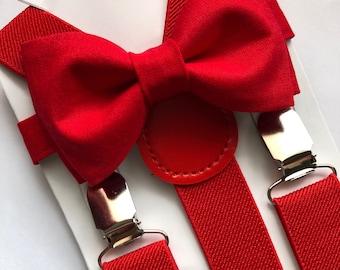 Mens Boys Christmas Xmas Pre Tied Fancy Dress Bow tie bowtie Tree Santa Snow red