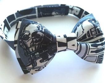 Star Wars Bow Tie/ R2D2/C3PO