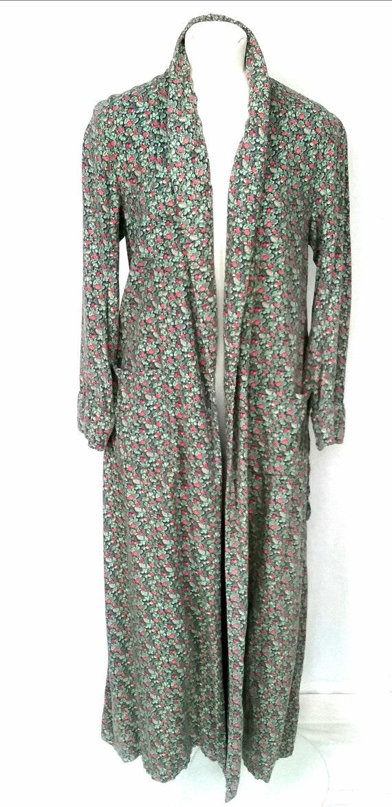 Vintage Liberty Robe