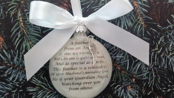 Sympathy gifts for loss of husband/christmas