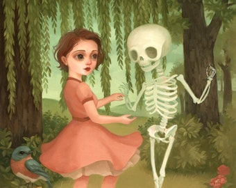 Danse Macabre - 8x10 print