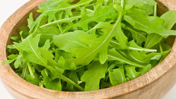 Greek Arugula-Rocket 1gr //500 seeds green vegetable edible