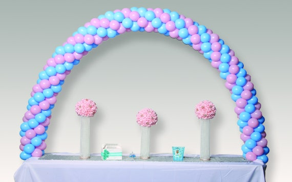 image 0 8 foot table top balloon arch | Etsy