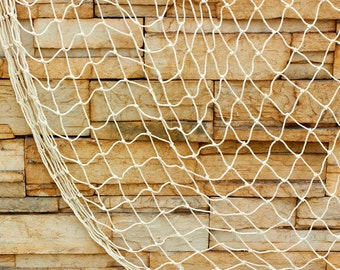 Decorative Fish Nets SIZE: 3.3' X 6.6'   75-1319