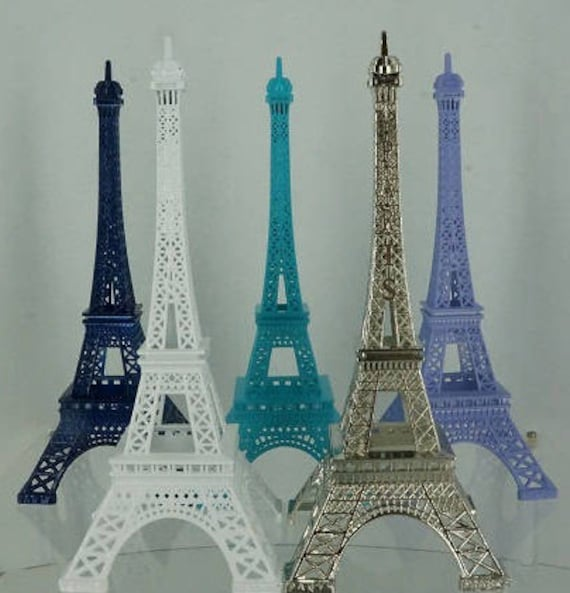 15 Eiffel Tower Centerpiece For Wedding Events Etsy