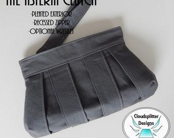 Asteria Clutch: DIGITAL Sewing Pattern
