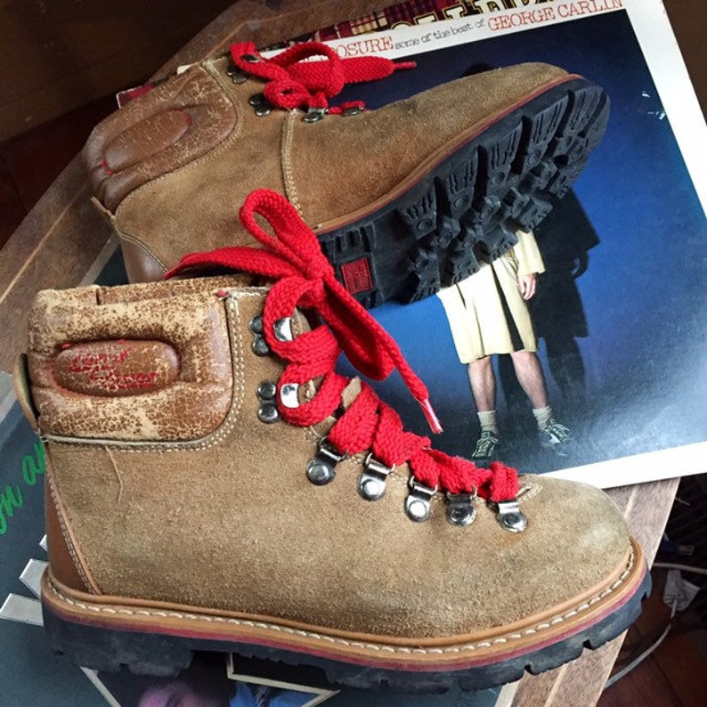 5001ec4537a women's vintage Thom McAn Land Rover Hiking Boots Ladies size 8  #dazedandconfused hot damn