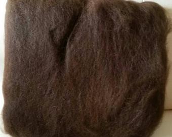 Dark Brown Alpaca Batting