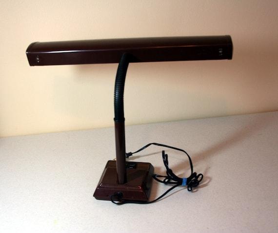 Industrielle Flugzeug Flügel Schreibtisch Lampe Retro Metall | Etsy