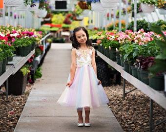 Wine Flowers Floral Alaina Petal Sleeve Knee Tea Length Dress