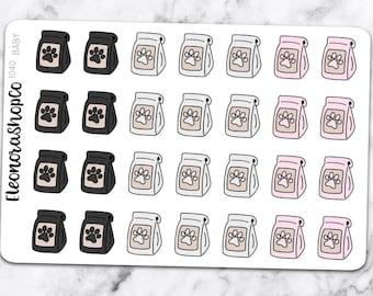 DOG FOOD Stickers — 1040