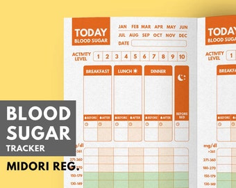 blood sugar tracker tn insert type 1 diabetes planner blood glucose tracker blood sugar log printable diabetic diet diabetes diary